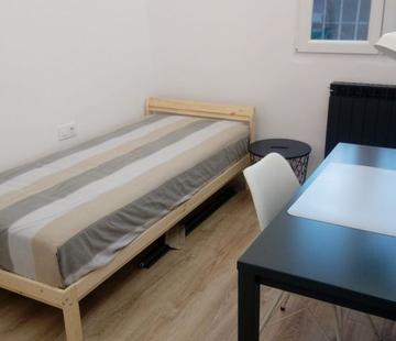 Tenim una habitació individual NOVA a un pis compartit a Girona