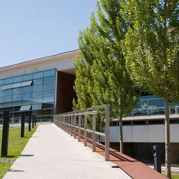 La Universitat de Girona, centre al que l'ERAM està adscrit