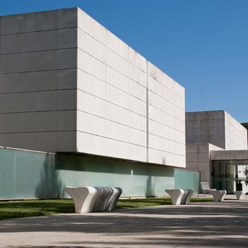 Un dels edificis de la Universitat de Girona (UdG), centre al que l'ERAM està adscrit