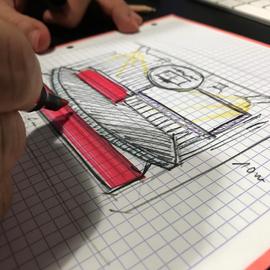 Foto del curs Direcció d'art: disseny escenogràfic per a TV