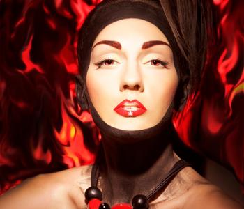 Foto de Maquillatge artístic