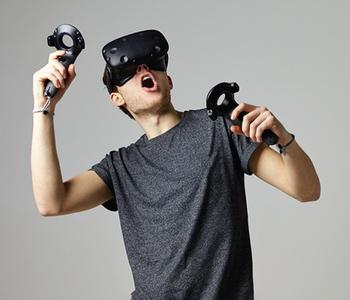 Foto de Introducció a les ulleres de realitat virtual (Oculus Quest)