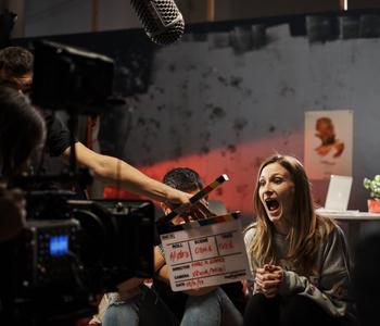 Foto de Interpretació davant la càmera
