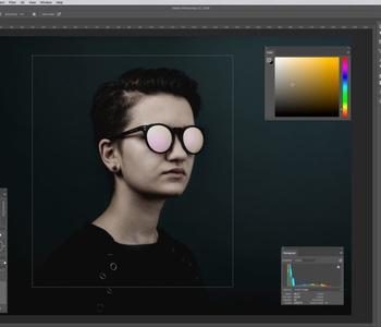 Foto de Photoshop para fotografía