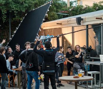 Foto de Técnicas de iluminación cinematográfica I