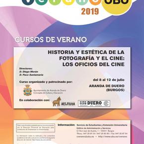 Carolina Martínez imparteix un curs d'estiu a la Universitat de Burgos