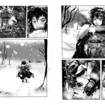"""Menció especial d'Anabel Espinosa """"Award candidate"""" al Silent Manga"""