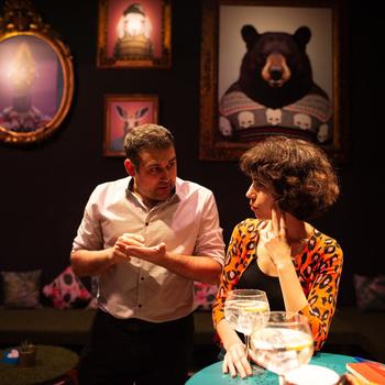 """Estrena de """"Sacarina"""" a la sala teatral El Maldà"""