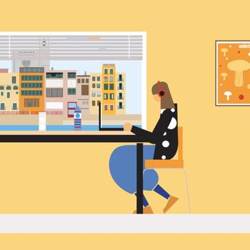 Semana de orientación universitaria en formato virtual de la Universidad de Girona