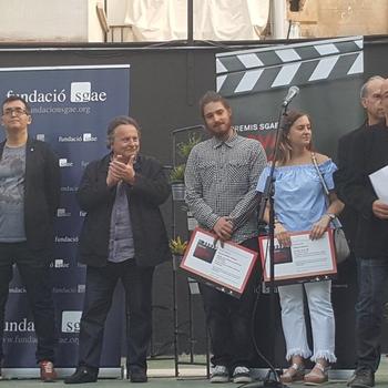 El curtmetratge SESGO Premi SGAE Nova Autoria a la millor música original