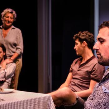 """Estrena de """"CÚBIT"""" de Josep Maria Miró al Teatre Lliure"""