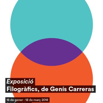 """Exposició """"Filogràfics"""", de Genís Carreras a la Coma Cros"""