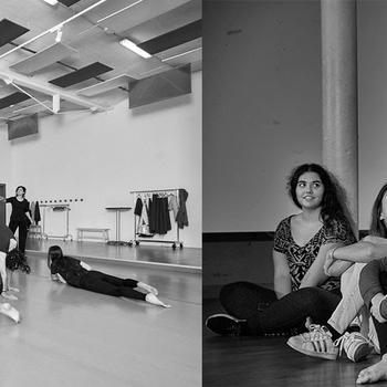 El 15 de enero, stage de teatro físico para alumnado y profesorado de bachilleratos escénicos