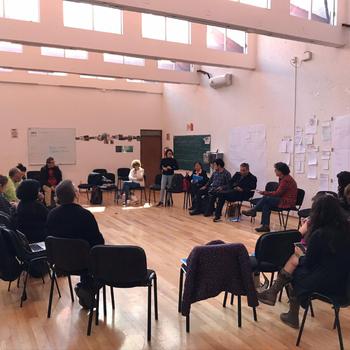 Jordi Duran assisteix al Foro Internacional de Profesionales del Teatro a la Ciutat de Mèxic