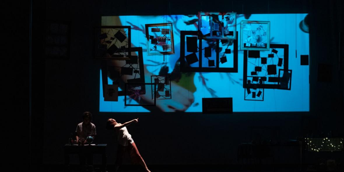 Montajes escénicos del Grado en Artes Escénicas en el Showroom