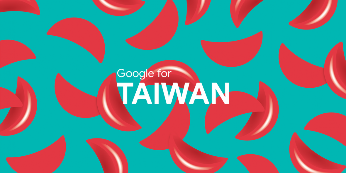 Genís Carreras, designs visual Identity and illustrations of the Google event for Taiwan 2019