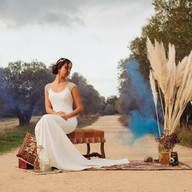 Wedding editorial - EU ERAM