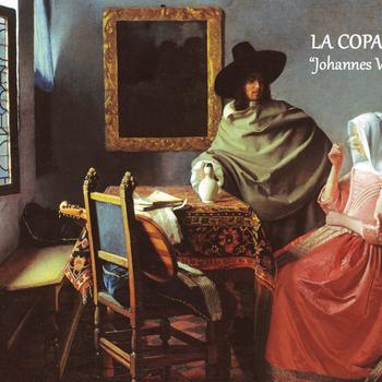 'Johannes Vermeer, Glass of Wine'