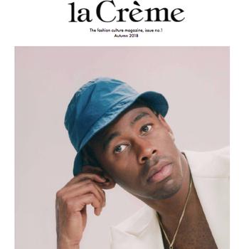 La Crème - Revista