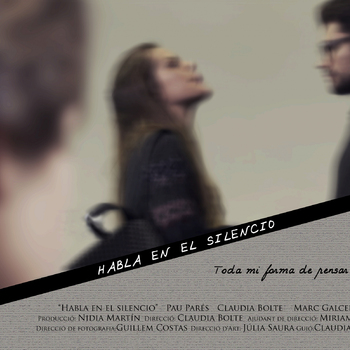 """""""Habla en el silencio"""""""