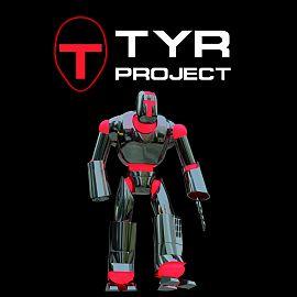 Disseny i animació d'un personatge 3D: TYR project  - EU ERAM